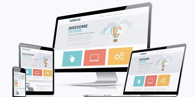 為公司製作簡單實用網站